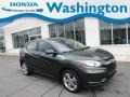 Misty Green Pearl 2016 Honda HR-V LX AWD