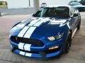 2017 Lightning Blue Ford Mustang Shelby GT350 Coupe #134912402
