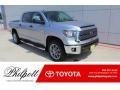 2019 Silver Sky Metallic Toyota Tundra SR5 CrewMax 4x4 #134912524