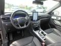 Ebony Interior Photo for 2020 Ford Explorer #134929810