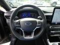 Ebony Steering Wheel Photo for 2020 Ford Explorer #134929846