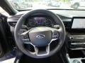 Ebony Steering Wheel Photo for 2020 Ford Explorer #134930263