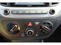 Controls of 2020 Accent SE