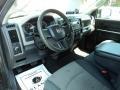 2010 Brilliant Black Crystal Pearl Dodge Ram 1500 ST Quad Cab 4x4  photo #6