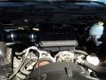2010 Brilliant Black Crystal Pearl Dodge Ram 1500 ST Quad Cab 4x4  photo #27