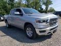 Billett Silver Metallic 2019 Ram 1500 Laramie Crew Cab 4x4