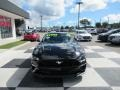2018 Shadow Black Ford Mustang GT Fastback  photo #2