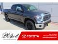2020 Magnetic Gray Metallic Toyota Tundra TSS Off Road Double Cab #135032667