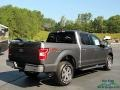 2019 Magnetic Ford F150 XLT SuperCrew 4x4  photo #5