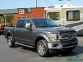 2019 Magnetic Ford F150 XLT SuperCrew 4x4  photo #7
