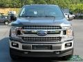 2019 Magnetic Ford F150 XLT SuperCrew 4x4  photo #8