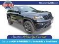 Diamond Black Crystal Pearl 2020 Jeep Grand Cherokee Upland 4x4