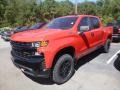 2020 Red Hot Chevrolet Silverado 1500 Custom Trail Boss Crew Cab 4x4 #135051539