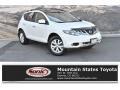 2013 Pearl White Nissan Murano SL AWD #135051453