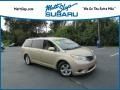 2011 Sandy Beach Metallic Toyota Sienna LE #135051617