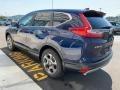2019 Obsidian Blue Pearl Honda CR-V EX-L  photo #5