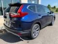 2019 Obsidian Blue Pearl Honda CR-V EX-L  photo #7