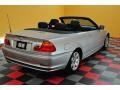 Titanium Silver Metallic - 3 Series 325i Convertible Photo No. 12