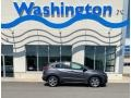 Modern Steel Metallic 2019 Honda HR-V LX AWD