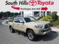 2017 Quicksand Toyota Tacoma Limited Double Cab 4x4 #135068456