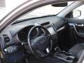 2014 Bright Silver Kia Sorento LX AWD  photo #12
