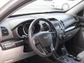 2011 Bright Silver Kia Sorento LX AWD  photo #10