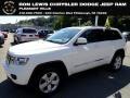 2012 Stone White Jeep Grand Cherokee Laredo 4x4 #135068522
