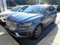Blue Diamond 2019 Lincoln Nautilus Select AWD