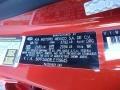 2020 Forte GT-Line Fire Orange Color Code DRG