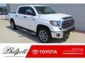 2019 Super White Toyota Tundra SR5 CrewMax 4x4 #135088368