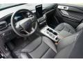 Ebony Interior Photo for 2020 Ford Explorer #135094517