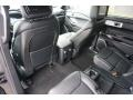 Ebony Rear Seat Photo for 2020 Ford Explorer #135094538