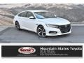 Platinum White Pearl 2018 Honda Accord Sport Sedan