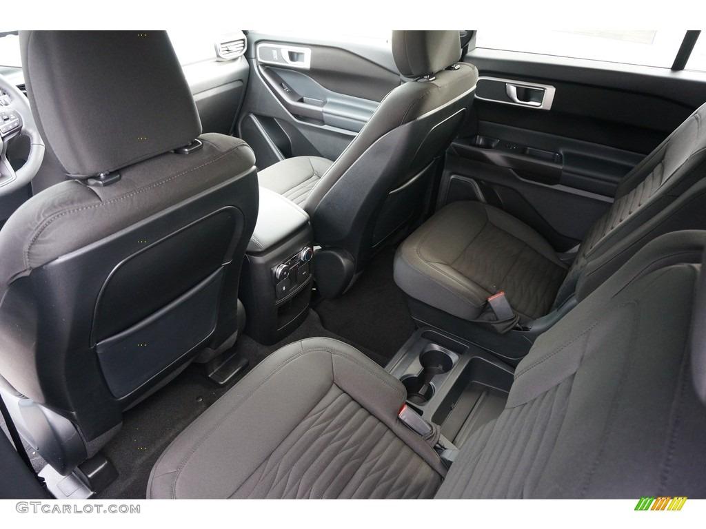 Ebony Interior 2020 Ford Explorer Xlt Photo 135102278 Gtcarlot Com
