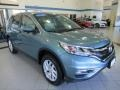 2016 Mountain Air Metallic Honda CR-V EX AWD  photo #3