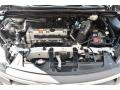2014 Alabaster Silver Metallic Honda CR-V EX-L AWD  photo #28