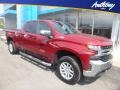 2020 Cajun Red Tintcoat Chevrolet Silverado 1500 LT Z71 Crew Cab 4x4  photo #1