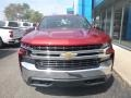 2020 Cajun Red Tintcoat Chevrolet Silverado 1500 LT Z71 Crew Cab 4x4  photo #7