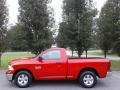 Flame Red 2019 Ram 1500 Classic Tradesman Regular Cab