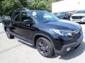 Front 3/4 View of 2019 Ridgeline Black Edition AWD
