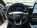 Ebony Steering Wheel Photo for 2020 Ford Explorer #135155986