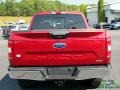 2019 Ruby Red Ford F150 XLT SuperCrew 4x4  photo #4