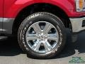 2019 Ruby Red Ford F150 XLT SuperCrew 4x4  photo #9