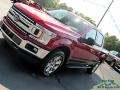 2019 Ruby Red Ford F150 XLT SuperCrew 4x4  photo #30