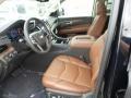 2020 Cadillac Escalade Kona Brown Interior Interior Photo