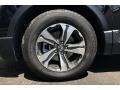 2018 Crystal Black Pearl Honda CR-V LX  photo #8