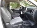 2019 5500 Tradesman Regular Cab Chassis Black/Diesel Gray Interior