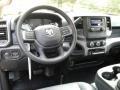 Dashboard of 2019 5500 Tradesman Regular Cab Chassis