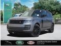 2020 Aruba Metallic Land Rover Range Rover HSE #135192027