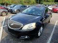 Carbon Black Metallic 2013 Buick Verano FWD